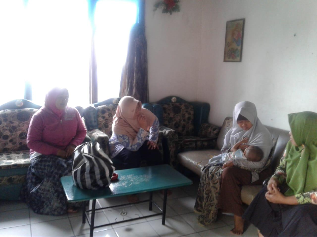 Kunjungan ke Rumah Balita BGM