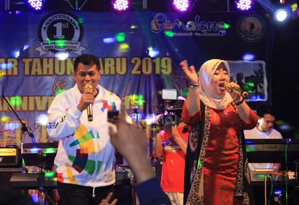 GEBYAR TAHUN BARU 1st ANNIVERSARY BUKIT TANGKEBAN